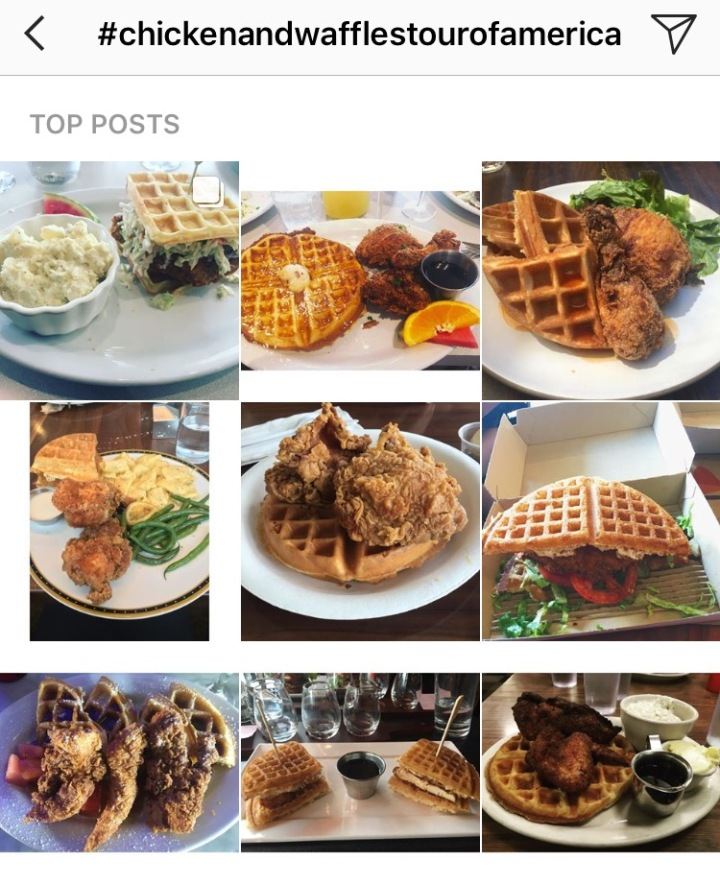 Chicken and Waffles Tour of America (Suggestions!)