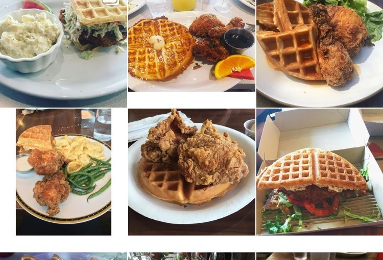Chicken and Waffles Tour of America(Suggestions!)