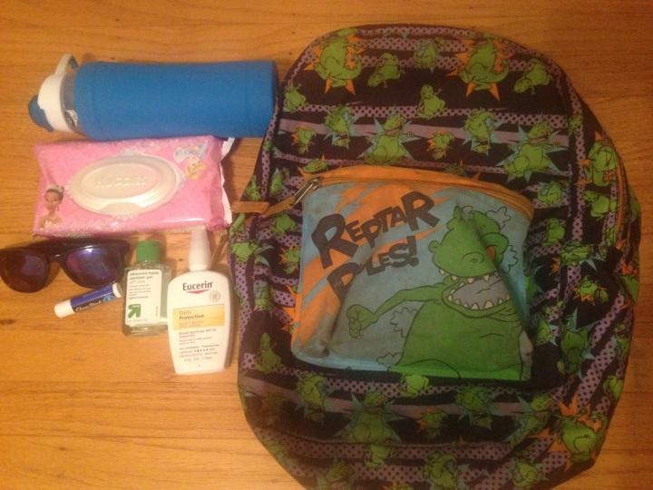 backpack osl