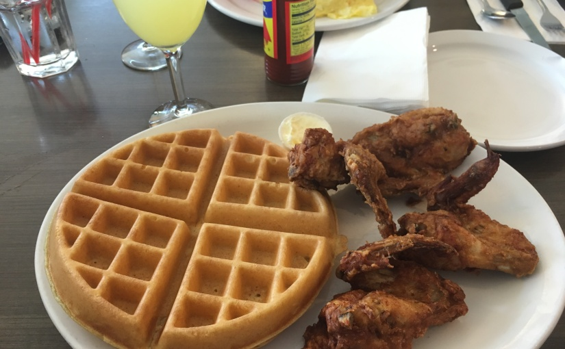 Ailish's Chicken and Waffles Tour of America: Pann's
