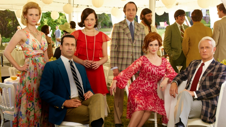 Escapism and Mad Men